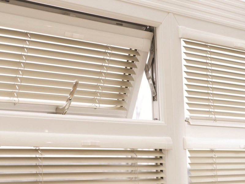 ... lightweight, hard wearing blind which give both privacy and maximum